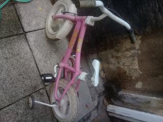 Bicicleta Rodado 12 Nena
