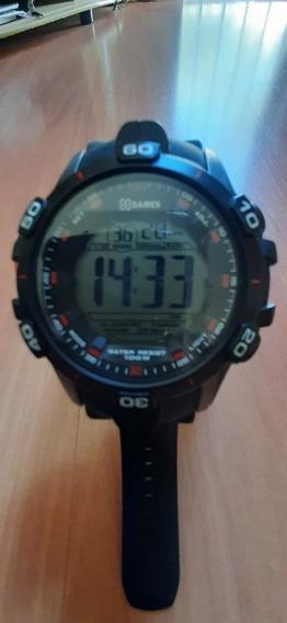 Relógio X Games Gear