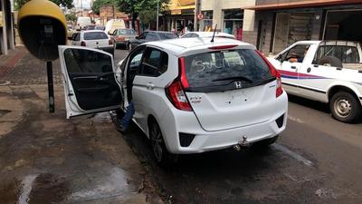 Peças Para Honda Fit Exl 2016 - Sucata Para Peças