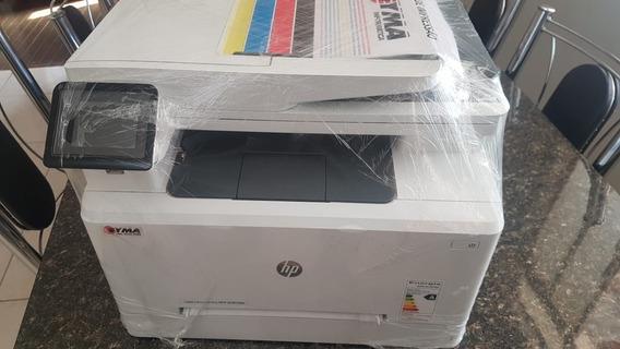 Impressora Multifuncional Hp Laser M281fdw Color 220v