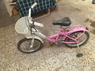 Vendo Bici Rodado 14 Buen Estado