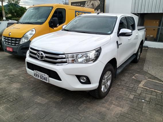 Toyota Hilux 2.8 Tdi Srv Cab. Dupla 4x4 Aut. 4p 2017