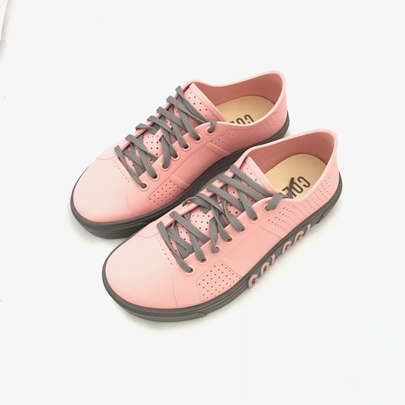 Tênis Kim Rosa Ice Pink Colcci