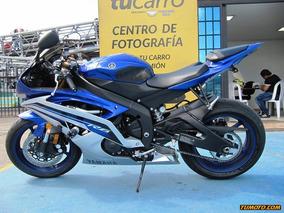 Yamaha Yzf R6r
