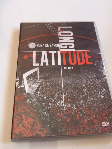 Dvd Longitude Latitude Rosa De Saron