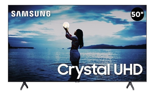 Smart Tv 4k 50  Samsung Led Ultra Hd 50tu7020 Crystal