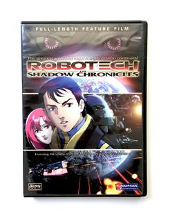 Robotech Macross The Shadow Chronicles 2006 Dvd Semi Nuevo