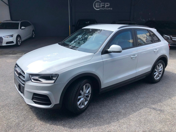 Audi Q3 Attraction 1.4 Turbo Flex Blindada 2018