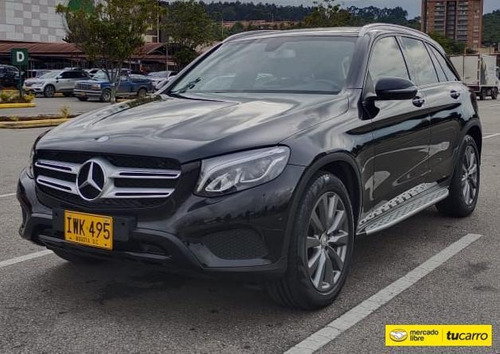 Mercedes-benz Clase Glc 220 D 4matic Tp 2200cc Aa Ct