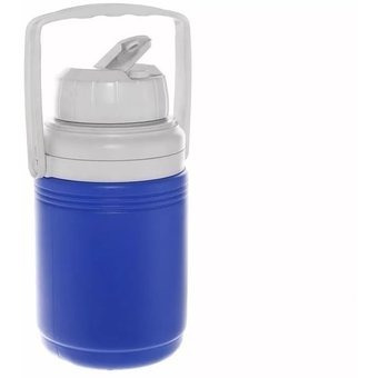 Termo Liquidos Frios Jugo  1,2 L Coleman Azul