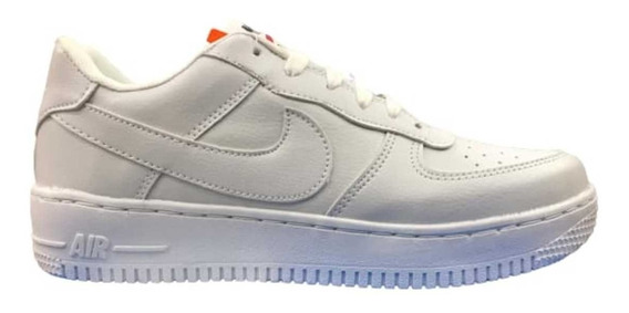 Tenis Blancos Air Force Uno Moda Casual Sneakers Street