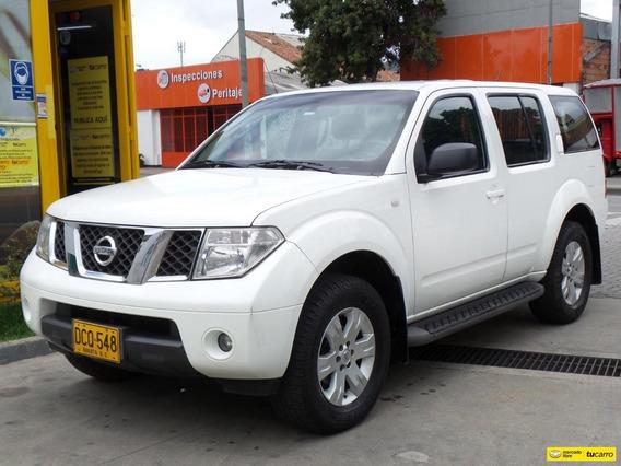 Nissan Pathfinder 4.0 At 4x4