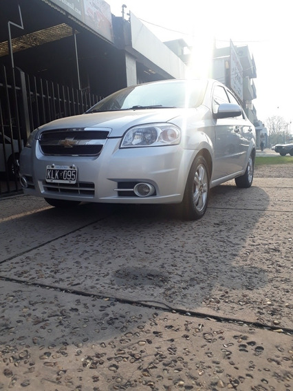 Chevrolet Aveo... 1.6 Lt */gnc /2011... Ideal Uber!!!!!