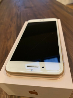 iPhone 8 Plus Dorado 64 Gb Negociable
