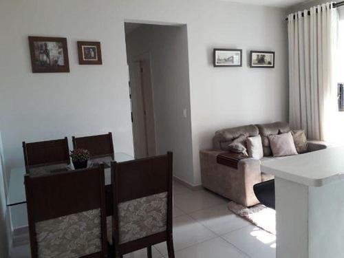Apartamento Em Jardim Morumbi, Londrina/pr De 62m² 3 Quartos À Venda Por R$ 290.000,00 - Ap611605