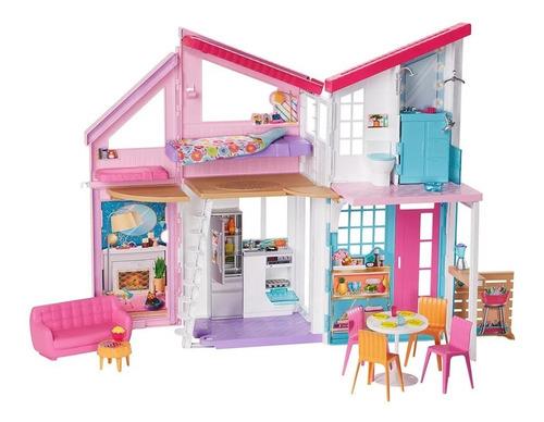 Barbie Set Mansión De Malibu Original