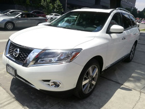 Nissan Pathfinder Exclusive 2013 Cvt,