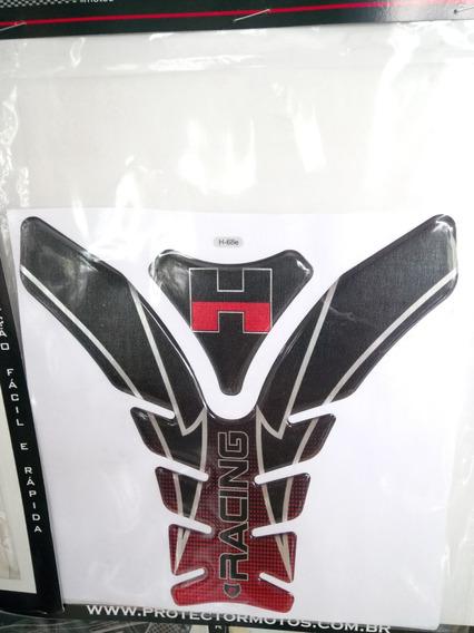 Adesivo Protetor De Tanque Para Motos Honda, Sundown, Suzuki