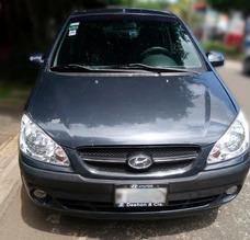 Vendo Hyundai Getz 2011, Motor Dohc 16v, Único Dueño