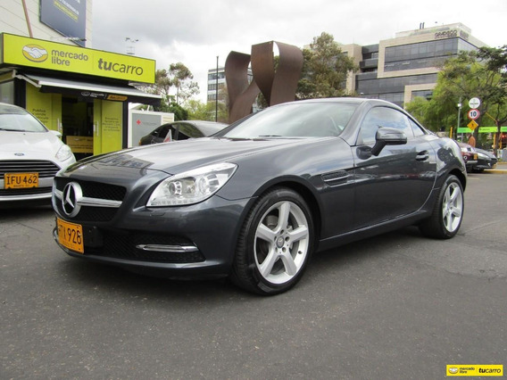 Mercedes Benz Clase Slk 200 At 1800