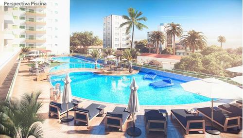 Apartamento  Com 3 Dormitório(s) Localizado(a) No Bairro Boqueirão Em Praia Grande / Praia Grande  - 6824
