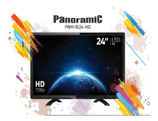 Panoramic Tv Led 24
