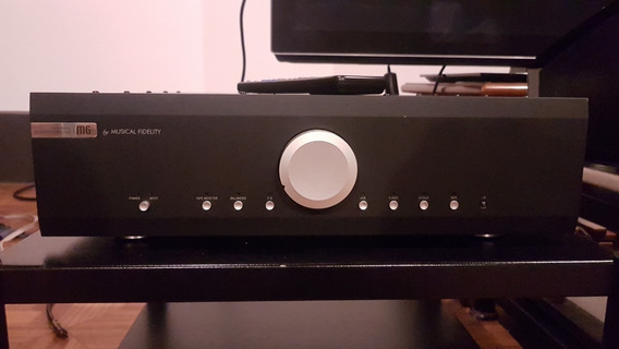 Amplificador Integrado Musical Fidelity M6i Somente Entrega Em Mãos