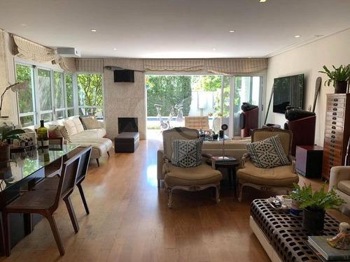 Cidade Jardim - 362m² Área Construída - Casa Em Condomínio Com Piscina E Jardim. Pronta Para Morar! - 353-im551631