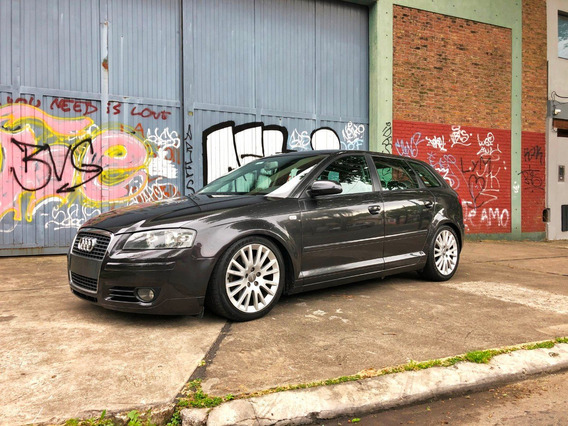 Audi A3 2.0t Sportback - Caja Manual - 200cv - Permuto
