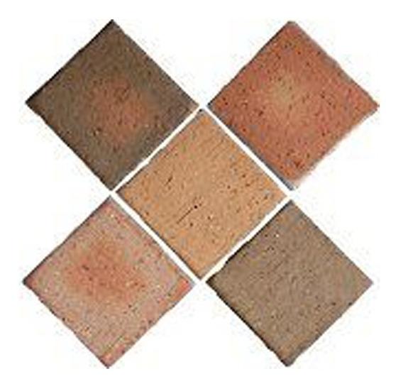 Piso Rústico Sahara 10x10 Caico