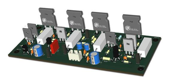 Modulo Amplificador Estereo 150w +/-50 Volt