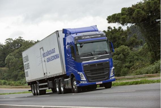 Caminhão Volvo Fh 540 - Cartas Contempladas Bradesco