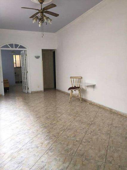 Casa Em Santos Bairro Boqueirão - A9375
