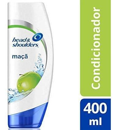 Condicionador Head & Shoulders Anticaspa Maçã Feminino 400ml
