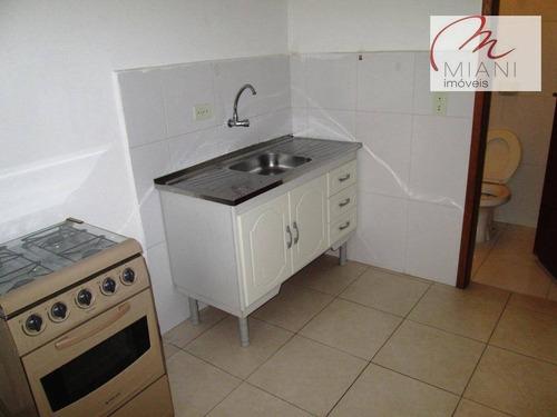 Imagem 1 de 11 de Kitnet Com 1 Dormitório Para Alugar, 18 M² Por R$ 1.200,00/mês - Butantã - São Paulo/sp - Kn0326
