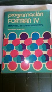 Libro Programación Fortran Iv, Lenguaje Pc
