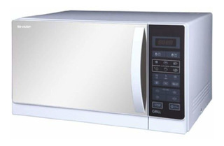 Sharp R-75mt S 900-watt Microwave Oven With