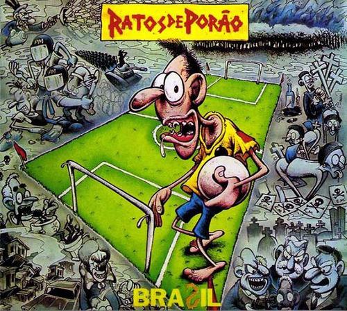 Cd Ratos De Porão Brasil