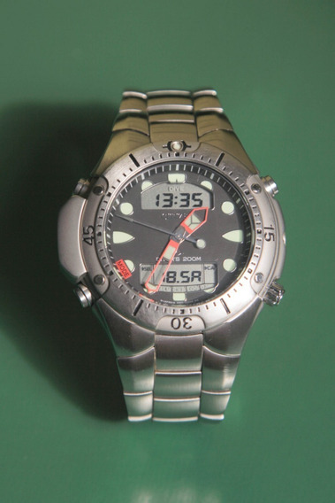 Citizen Aqualand Promaster C500 Tz10020d Jp1060-52e