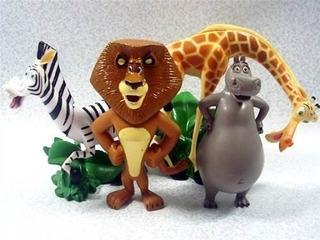 Juegos Acción Y Figuras Juguete 2321788657e3453 Madagascar