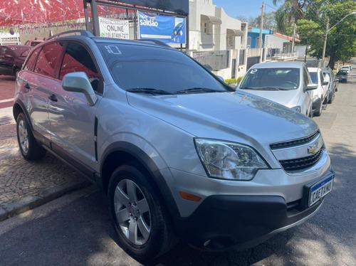 Imagem 1 de 10 de Chevrolet Captiva 2010 2.4 Sport Ecotec 5p