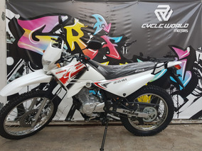 Moto Jianshe 125 Enduro 0km 2018 Stock Ya Promo Hasta 12/7