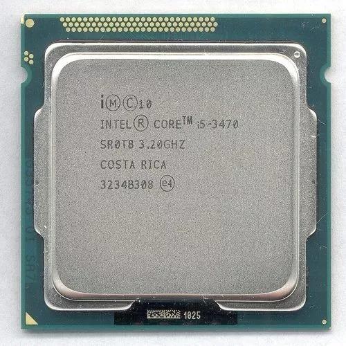 Intel Core I5 3470 Processador Lga1155