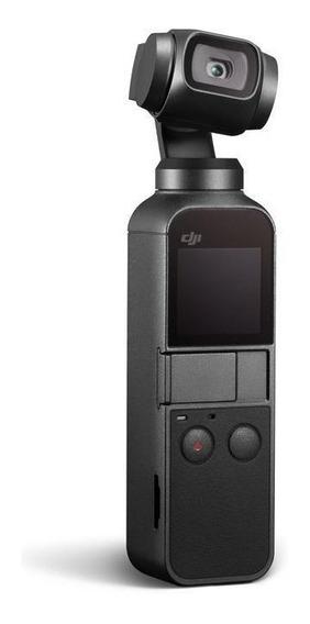 Osmo Pocket Dji, Câmera Digital Com Estabilizador, Cinza