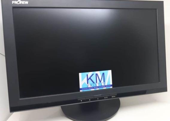 Monitor Lcd Proview 17 Pol. Semi-novo