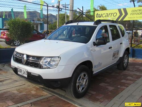 Renault Duster 2020 Servicio Público