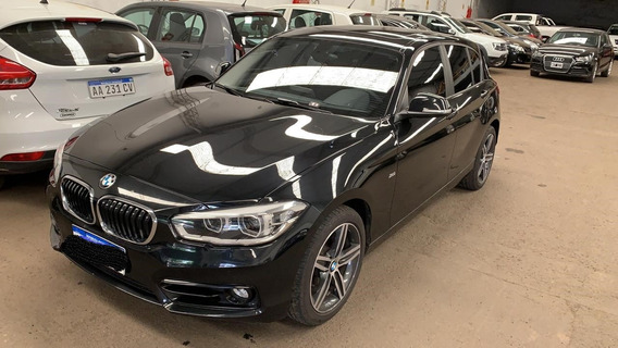 Bmw 120i Sport 2016 Con 40.000km Impecable!