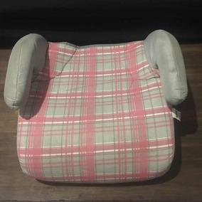 Cadeirinha Infantil Banco Rosa Tutti Baby Usado Barato