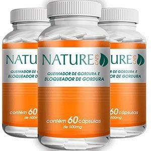 Nature Caps - Emagrecedor - 5un (frete Gratis)