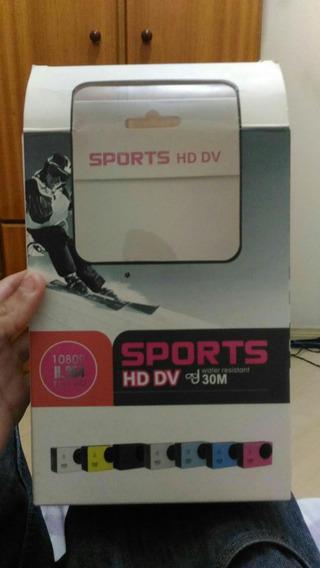 Câmera Ação Sports Dh Dv